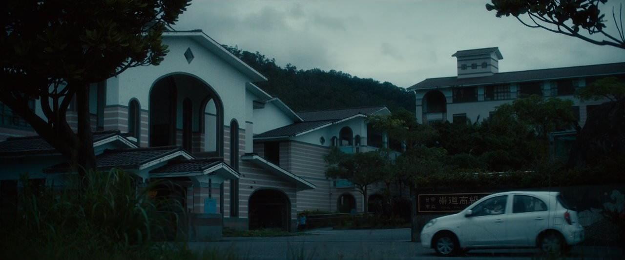 Movie, 紅衣小女孩2(台灣, 2017年) / The Tag-Along 2(英文), 電影場景, 台中市立崇道高級中學