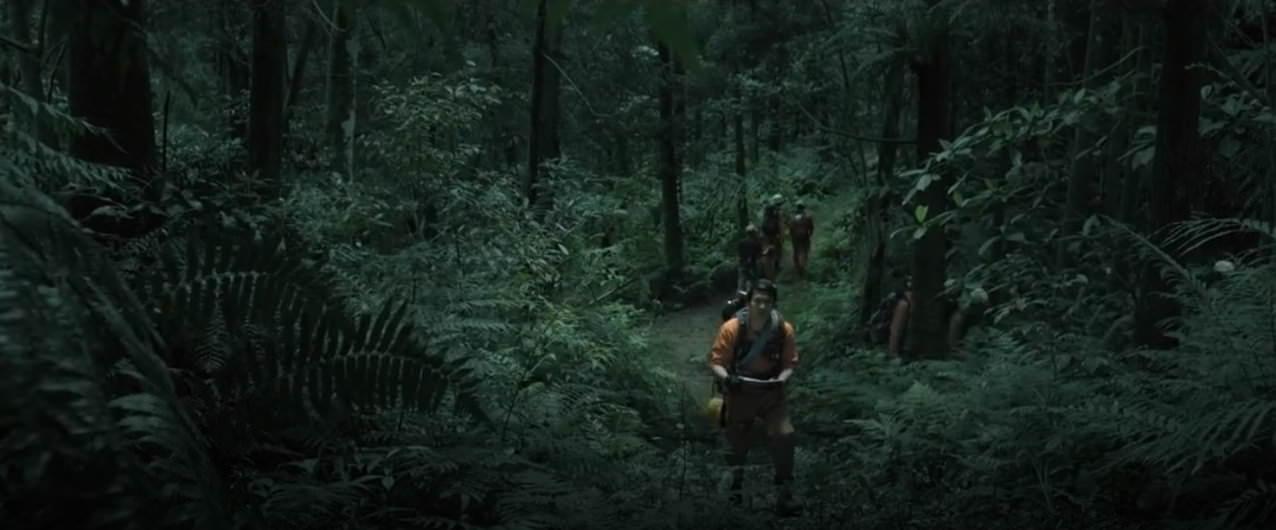 Movie, 紅衣小女孩(台灣, 2015年) / The Tag-Along(英文), 電影場景, 萬壟坑
