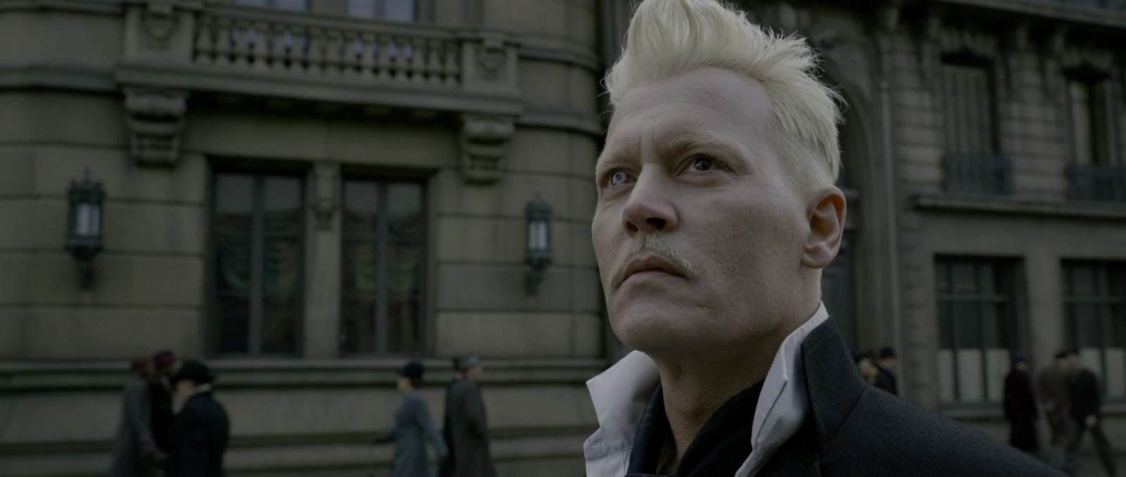 Movie, Fantastic Beasts: The Crimes of Grindelwald(美國, 2018年) / 怪獸與葛林戴華德的罪行(台灣) / 神奇动物:格林德沃之罪(中國) / 怪獸與葛林戴華德之罪(香港), 電影角色與演員介紹