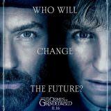 Movie, Fantastic Beasts: The Crimes of Grindelwald(美國, 2018年) / 怪獸與葛林戴華德的罪行(台灣) / 神奇动物:格林德沃之罪(中國) / 怪獸與葛林戴華德之罪(香港), 電影海報, 美國, Dolby Cinema