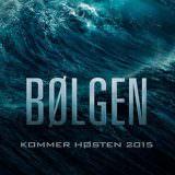 Movie, Bølgen(挪威, 2015年) / 驚天巨浪(台灣) / 驚逃駭浪(香港) / The Wave(英文) / 海浪(網路), 電影海報, 挪威, 橫版