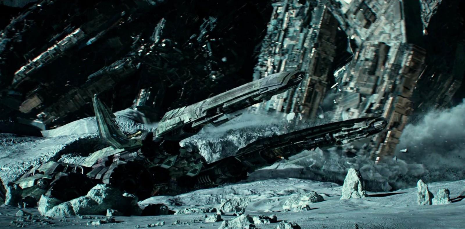 Movie, Transformers: The Last Knight(美國, 2017年) / 變形金剛5:最終騎士(台灣) / 变形金刚5:最后的骑士(中國) / 變形金剛:終極戰士(香港), 電影畫面
