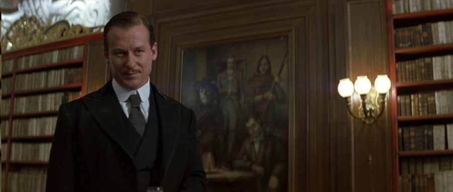 Movie, The League of Extraordinary Gentlemen(美國, 2003年) / 天降奇兵(台灣) / 奇幻兵團LXG(香港) / 超凡绅士联盟(網路), 電影角色與演員介紹