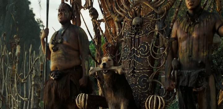 Movie, Pirates of the Caribbean: Dead Man's Chest(美國, 2006年) / 神鬼奇航2:加勒比海盜(台灣) / 加勒比海盜:決戰魔盜王(香港) / 加勒比海盗2:聚魂棺(網路), 片尾彩蛋