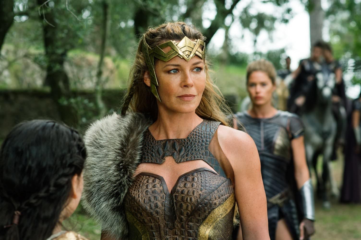 Movie, Wonder Woman(美國, 2017年) / 神力女超人(台灣) / 神奇女侠(中國) / 神奇女俠(香港), 電影角色與演員介紹