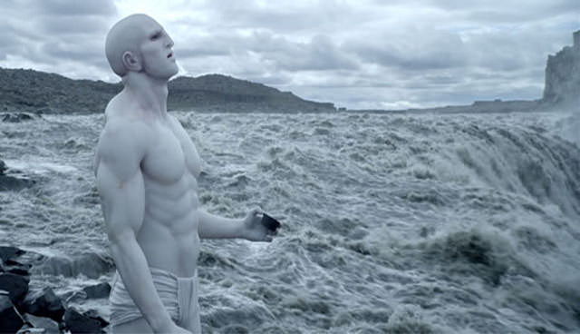 Movie, Prometheus(美國, 2012年) / 普羅米修斯(台灣.香港) / 普罗米修斯(中國), 電影探討, 黑水
