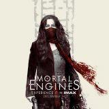 Movie, Mortal Engines(美國, 2018年) / 移動城市:致命引擎(台灣.香港) / 掠食城市(網路), 電影海報, 美國, IMAX