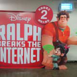 Movie, Ralph Breaks the Internet(美國, 2018年) / 無敵破壞王2:網路大暴走(台灣) / 无敌破坏王2:大闹互联网(中國) / 無敵破壞王2:打爆互聯網(香港), 廣告看板, 日新威秀影城