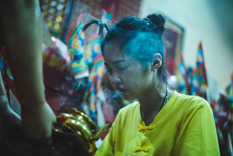 Movie, 通靈少女背後的神隱世界(台灣, 2018年) / The World Behind the Teenage Psychic(英文), 記錄對象與受訪者整理介紹