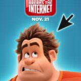Movie, Ralph Breaks the Internet(美國, 2018年) / 無敵破壞王2:網路大暴走(台灣) / 無敵破壞王2:打爆互聯網(香港) / 无敌破坏王2:大闹互联网(網路), 電影海報, 美國, 角色
