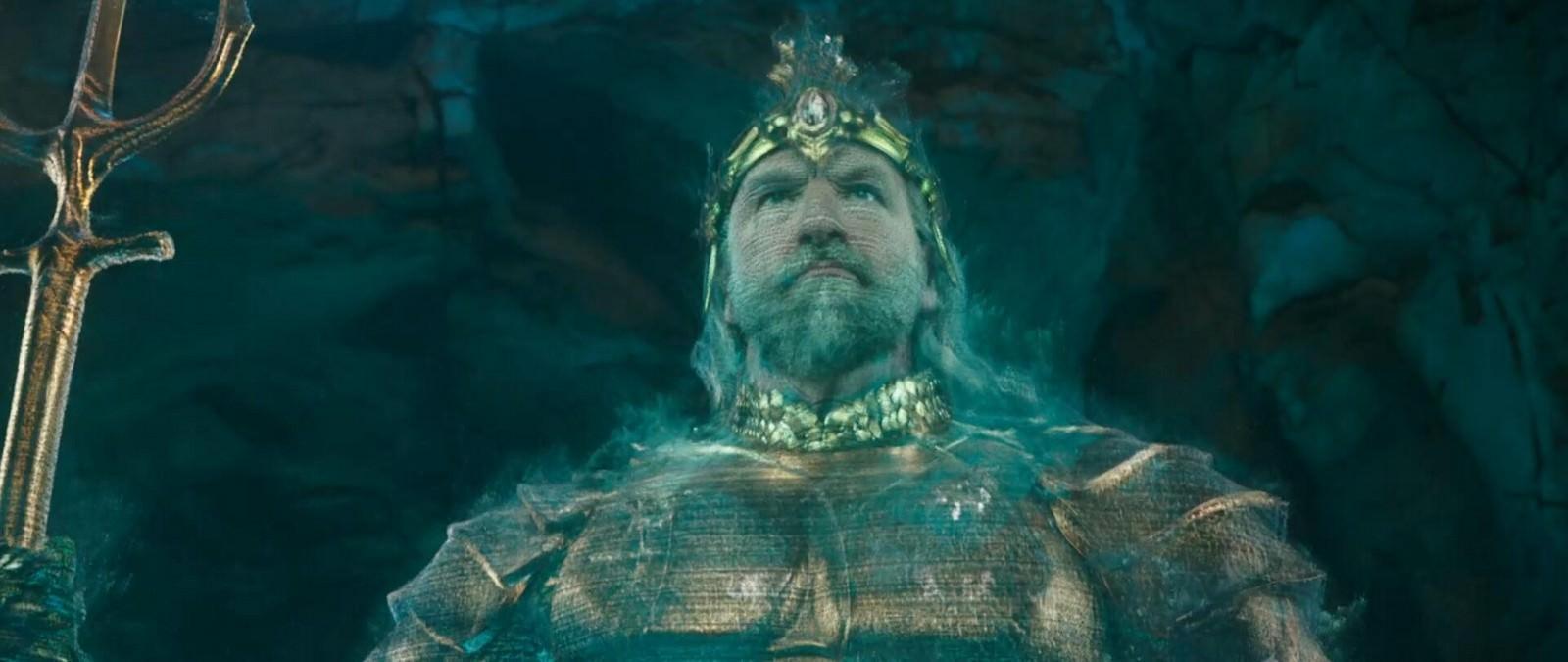 Movie, Aquaman(美國, 2018年) / 水行俠(台灣.香港) / 海王(中國), 電影角色與演員介紹