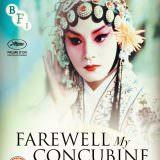 Movie, 霸王别姬(中國, 1993年) / 霸王別姬(台灣) / Farewell My Concubine(英文), DVD封面, 英國