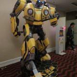 Movie, Bumblebee(美國, 2018年) / 大黃蜂(台灣.香港) / 大黄蜂(中國), 廣告看板, 欣欣秀泰影城