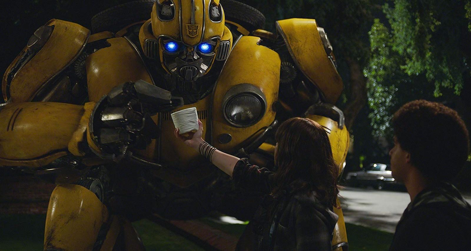 Movie, Bumblebee(美國, 2018年) / 大黃蜂(台灣.香港) / 大黄蜂(中國), 電影角色與演員介紹