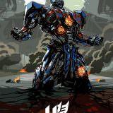 Movie, Transformers: Age of Extinction(美國, 2014年) / 變形金剛4:絕跡重生(台灣) / 变形金刚4:绝迹重生(中國) / 變形金剛:殲滅世紀(香港), 電影海報, 美國, IMAX