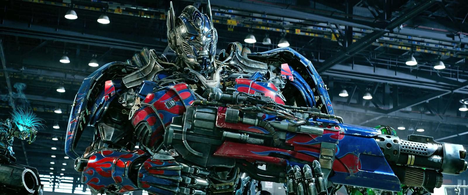Movie, Transformers: Age of Extinction(美國, 2014年) / 變形金剛4:絕跡重生(台灣) / 变形金刚4:绝迹重生(中國) / 變形金剛:殲滅世紀(香港), 變形金剛與載具型態介紹