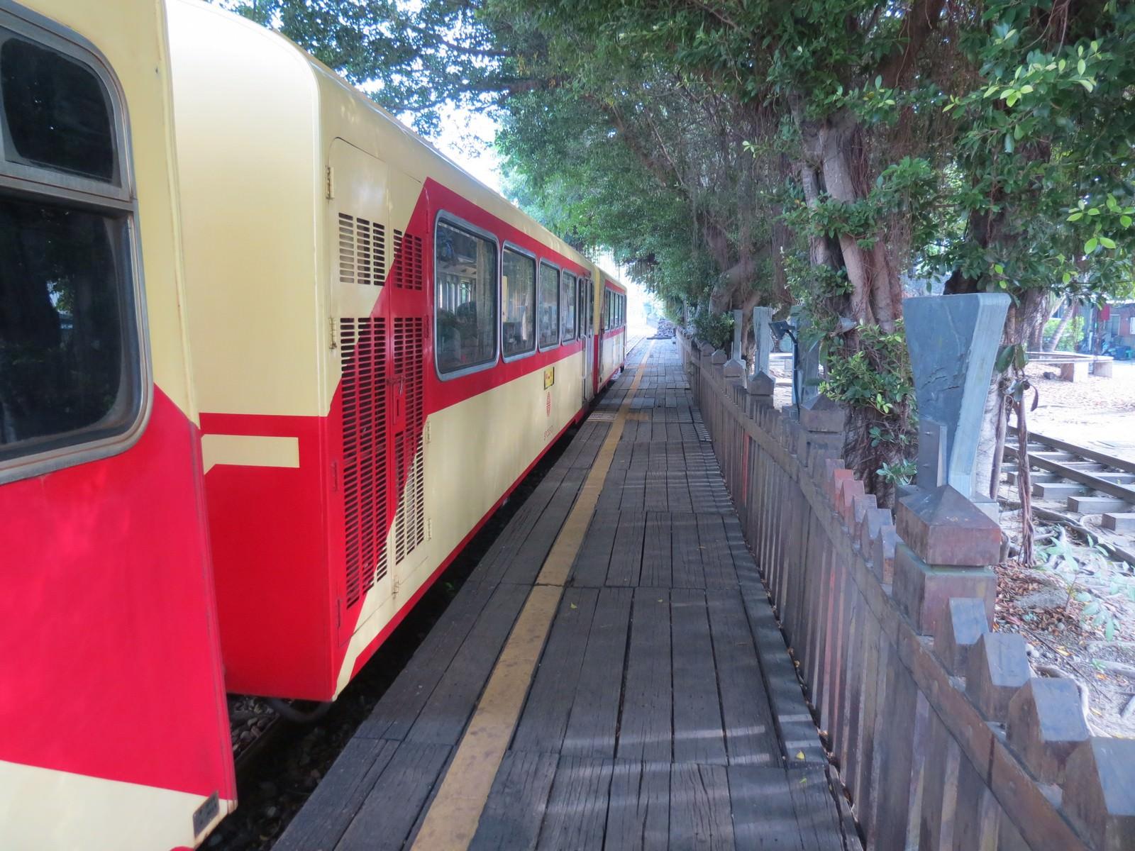 阿里山林業鐵路(森林小火車), 北門車站