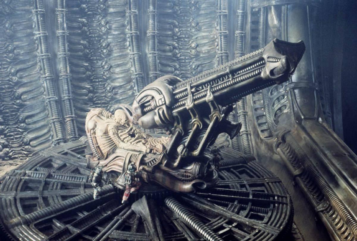 Movie, Alien(美國, 1979年) / 異形(台灣.香港), 電影角色與演員介紹