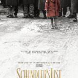 Movie, Schindler's List(美國, 1993年) / 辛德勒的名單(台灣) / 舒特拉的名單(香港), 電影海報, 美國 [25週年重映]