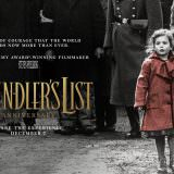 Movie, Schindler's List(美國, 1993年) / 辛德勒的名單(台灣) / 舒特拉的名單(香港), 電影海報, 美國, 橫版 [25週年重映]