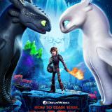 Movie, How to Train Your Dragon: The Hidden World(美國, 2019年) / 馴龍高手3(台灣) /馴龍記3(香港) / 驯龙高手3(中國), 電影海報, 美國, 前導