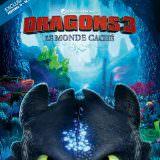 Movie, How to Train Your Dragon: The Hidden World(美國, 2019年) / 馴龍高手3(台灣) /馴龍記3(香港) / 驯龙高手3(中國), 電影海報, 法國, 前導