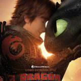 Movie, How to Train Your Dragon: The Hidden World(美國, 2019年) / 馴龍高手3(台灣) /馴龍記3(香港) / 驯龙高手3(中國), 電影海報, 西班牙文