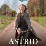 Movie, Unga Astrid(瑞典, 2018年) / 當幸福提早來(台灣) / Becoming Astrid(英文) / 关于阿斯特丽德(網路), 電影海報, 德國