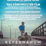 Movie, كفرناحوم(黎巴嫩, 2018年) / 我想有個家(台灣) / Capharnaum(英文) / 迦百农(網路), 電影海報, 土耳其
