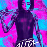Movie, Alita: Battle Angel(美國, 2019年) / 艾莉塔:戰鬥天使(台灣) / 阿丽塔:战斗天使(中國) / 銃夢:戰鬥天使(香港), 電影海報, 美國, Dolby