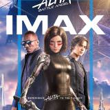 Movie, Alita: Battle Angel(美國, 2019年) / 艾莉塔:戰鬥天使(台灣) / 阿丽塔:战斗天使(中國) / 銃夢:戰鬥天使(香港), 電影海報, 美國, IMAX