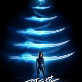 Movie, Alita: Battle Angel(美國, 2019年) / 艾莉塔:戰鬥天使(台灣) / 阿丽塔:战斗天使(中國) / 銃夢:戰鬥天使(香港), 電影海報, 中國, 前導