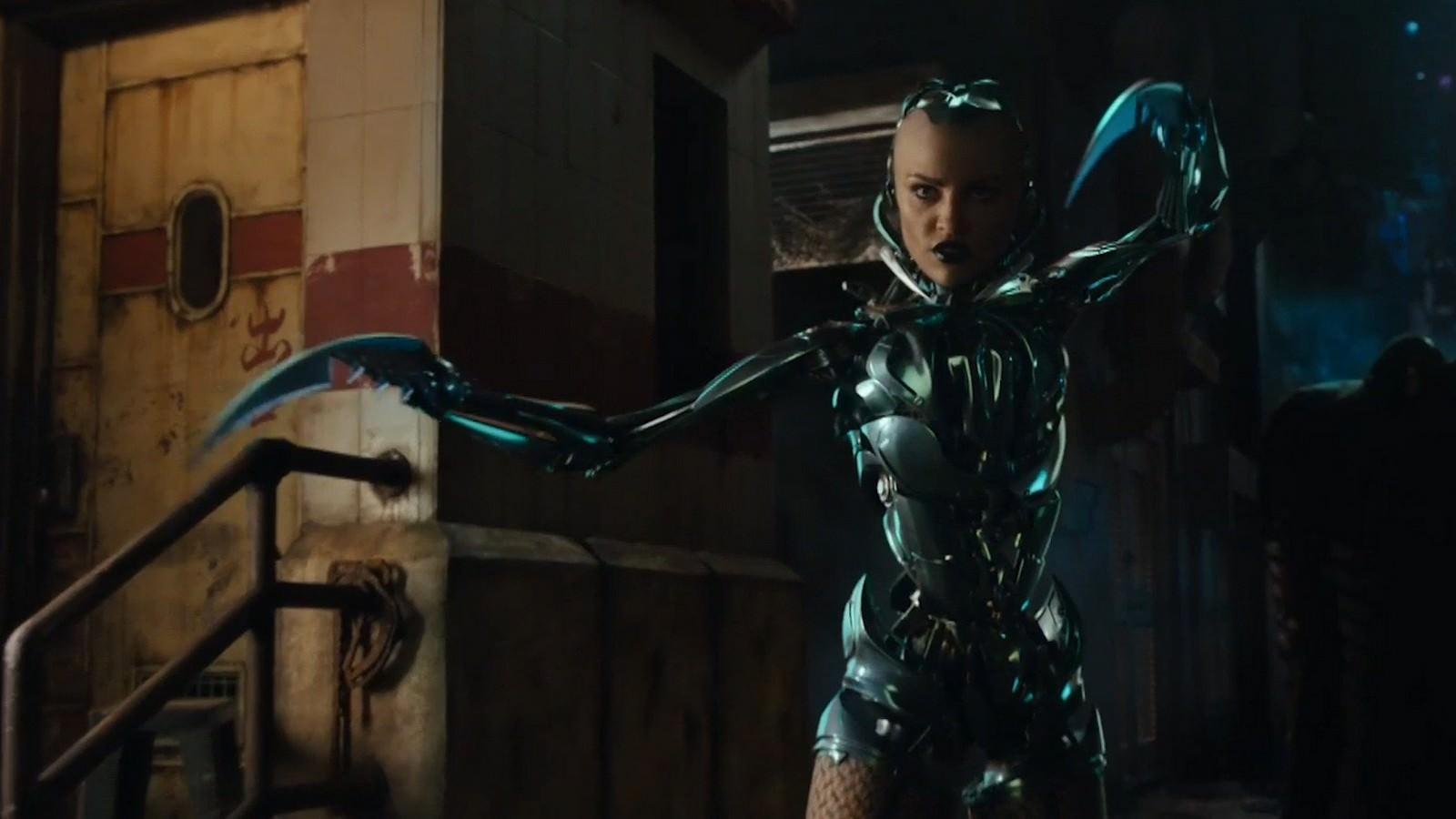 Movie, Alita: Battle Angel(美國, 2019年) / 艾莉塔:戰鬥天使(台灣) / 阿丽塔:战斗天使(中國) / 銃夢:戰鬥天使(香港), 電影角色與演員介紹