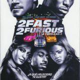 Movie, 2 Fast 2 Furious(美國, 2003年) / 玩命關頭2:飆風再起(台灣) / 狂野極速(香港) / 速度与激情2(網路), 電影海報, 西班牙