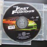 Movie, The Fast and the Furious(美國, 2001年) / 玩命關頭(台灣) / 狂野時速(香港) / 速度与激情(網路), 電影DVD
