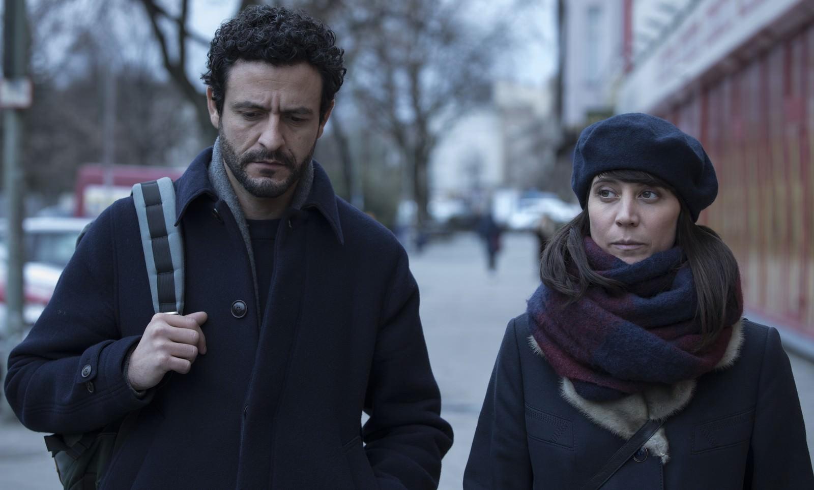 Movie, Las Distancias(西班牙, 2018年) / 異鄉真心話(台灣) / 最熟悉的陌生人(網路), 電影角色與演員介紹