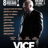 Movie, Vice(美國, 2018年) / 為副不仁(台灣.香港) / 副总统(網路), 電影海報, 法國