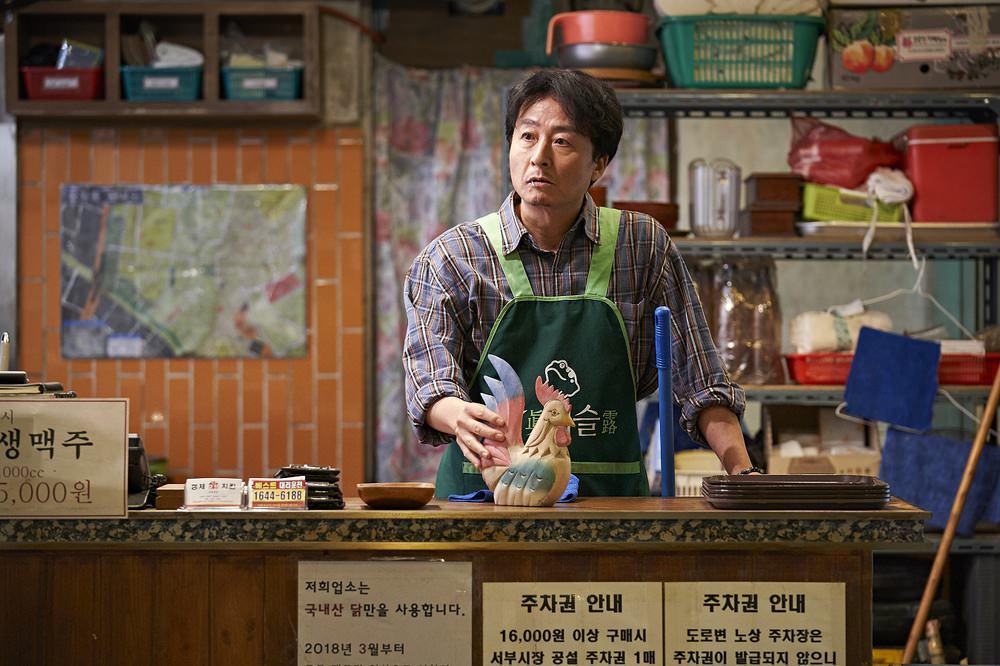 Movie, 극한직업(韓國, 2019年) / 雞不可失(台灣) / Extreme Job(英文) / 极限职业(網路), 電影角色與演員介紹