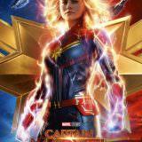 Movie, Captain Marvel(美國, 2019年) / 驚奇隊長(台灣) / 惊奇队长(中國) / Marvel 隊長(香港), 電影海報, 美國