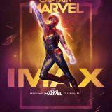 Movie, Captain Marvel(美國, 2019年) / 驚奇隊長(台灣) / 惊奇队长(中國) / Marvel 隊長(香港), 電影海報, 美國, IMAX
