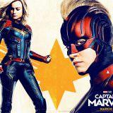 Movie, Captain Marvel(美國, 2019年) / 驚奇隊長(台灣) / 惊奇队长(中國) / Marvel 隊長(香港), 電影海報, 美國, 橫版