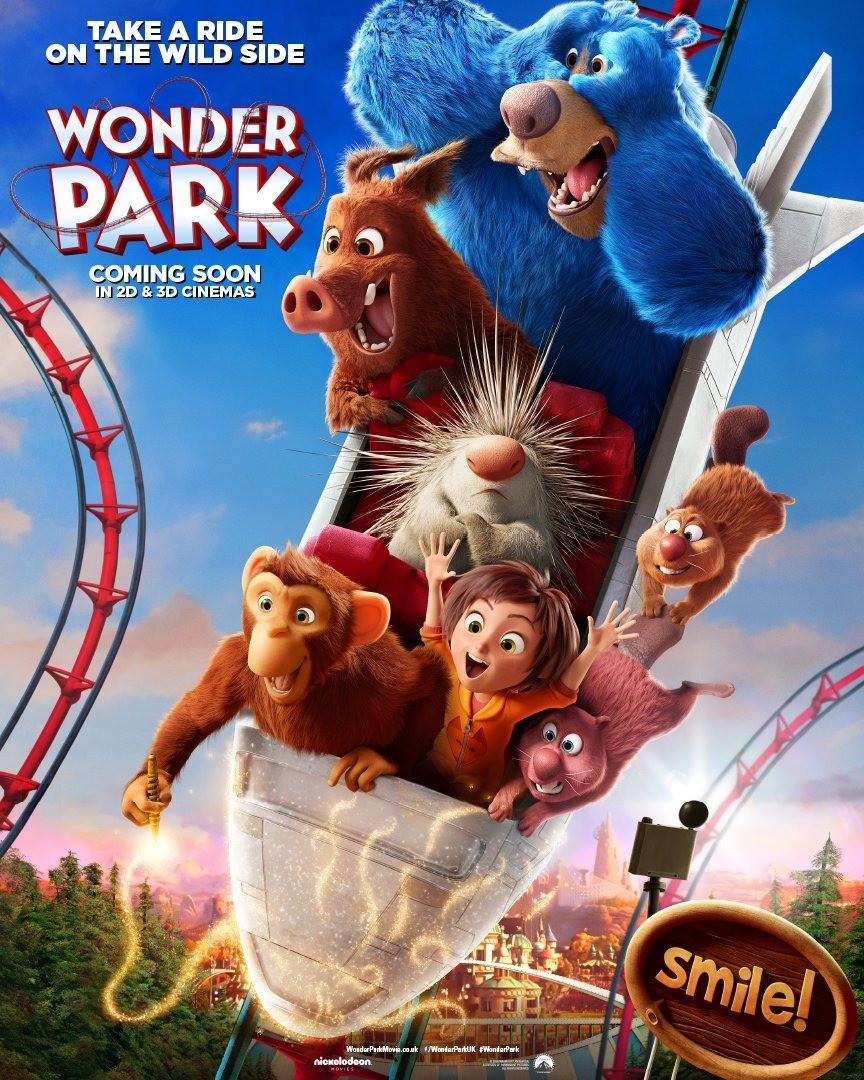 movie, wonder park(美国, 2019年) / 奇幻游乐园(台湾) / 神奇乐园图片