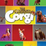 Movie, The Queen's Corgi(比利時, 2019年) / 女王的柯基(台灣) / 女皇哥基大冒險(香港), 電影海報, 比利時