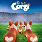 Movie, The Queen's Corgi(比利時, 2019年) / 女王的柯基(台灣) / 女皇哥基大冒險(香港), 電影海報, 法國