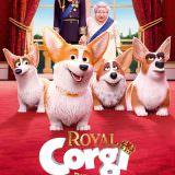 Movie, The Queen's Corgi(比利時, 2019年) / 女王的柯基(台灣) / 女皇哥基大冒險(香港), 電影海報, 德國