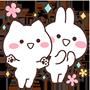 Facebook, 貼圖商店, 快樂的 Mimi 和 Neko