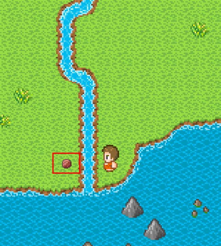 手機遊戲, 無人島大冒險2, 椰子島