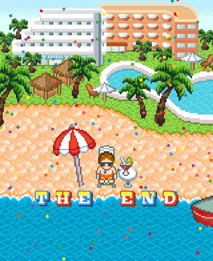 手機遊戲, 無人島大冒險1, 豪華遊艇