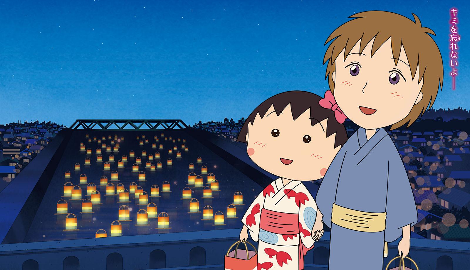 【影評】電影版櫻桃小丸子:來自義大利的少年01
