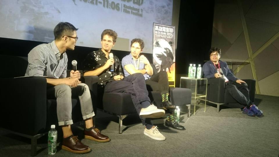 高雄電影節: 魁北克導演談地域化電影的國際化可能性┃訪談專題